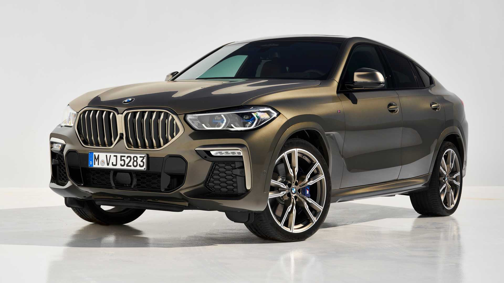 2020 Bmw X6 Officially Revealed Available With