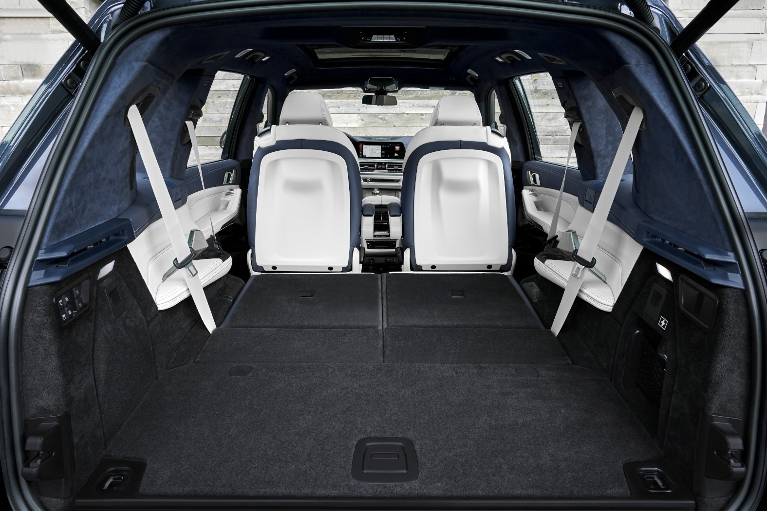 2020 BMW X7 G07 Goes Official With 7 Seats And Gigantic ...