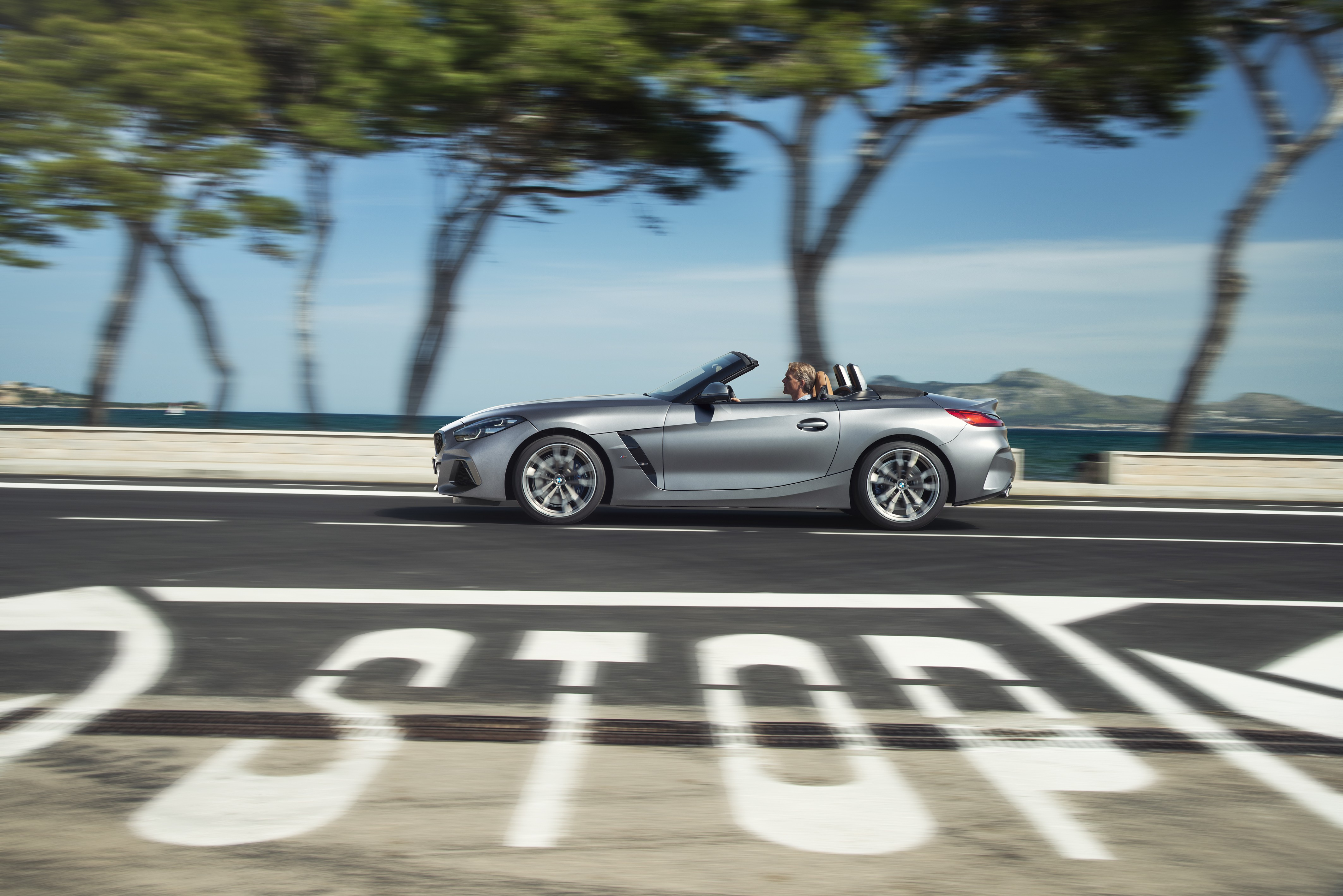 2020 Bmw Z4 Full Specs New Photos Released Ahead Of Paris Debut