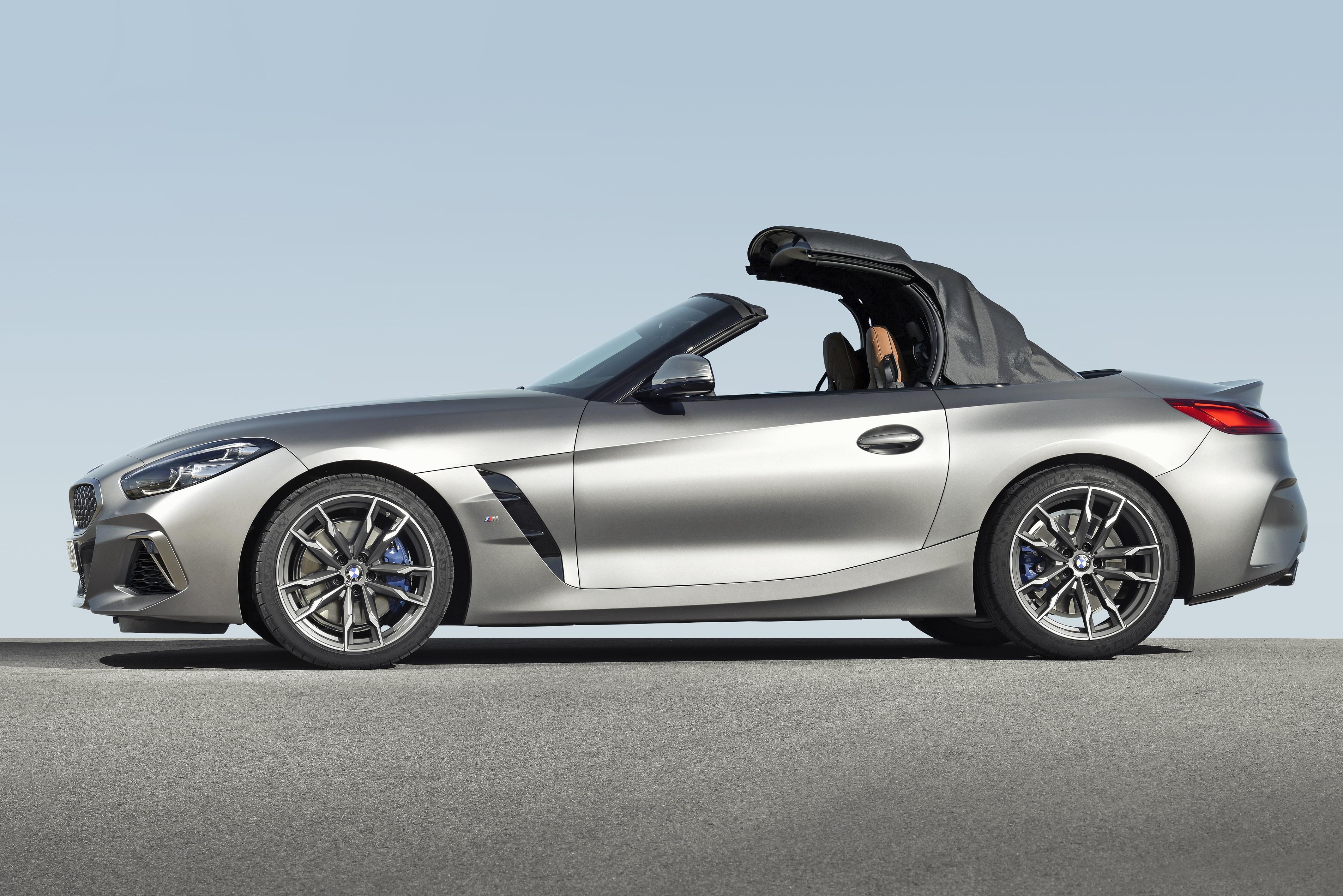 2020 BMW Z4 Roadster Specs