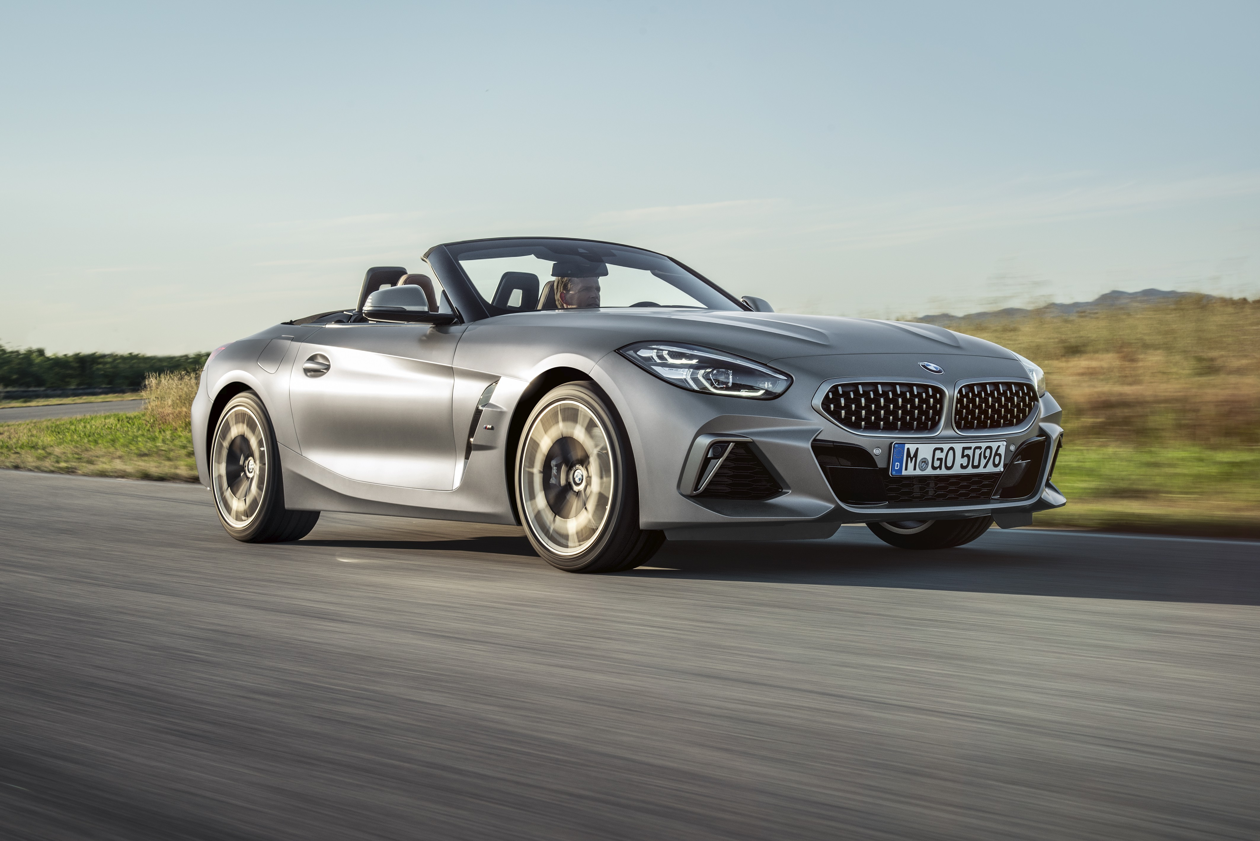 2020 Bmw Z4 Full Specs New Photos Released Ahead Of Paris