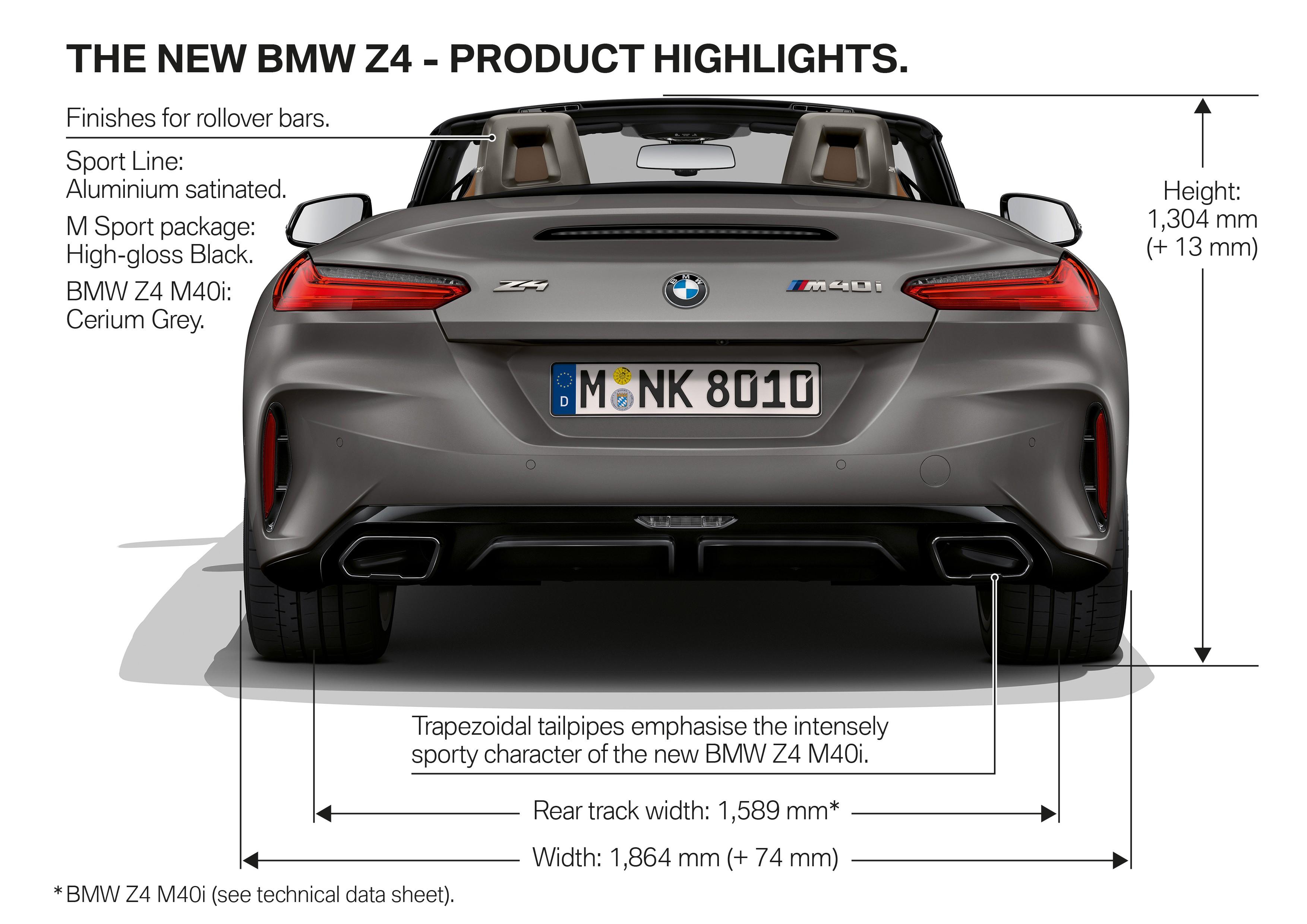 2019 Bmw Z4 M40i Priced At 64 695 Autoevolution