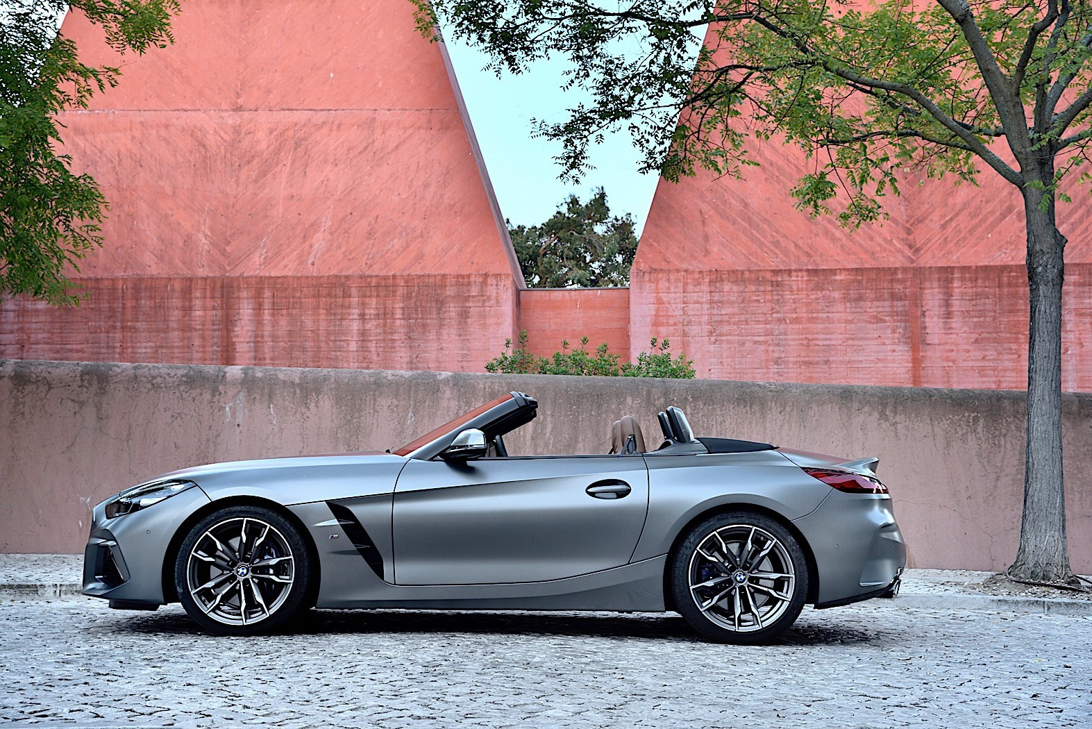 Toyota Supra With Bmw Z4 Face Is The Ultimate Unlikely
