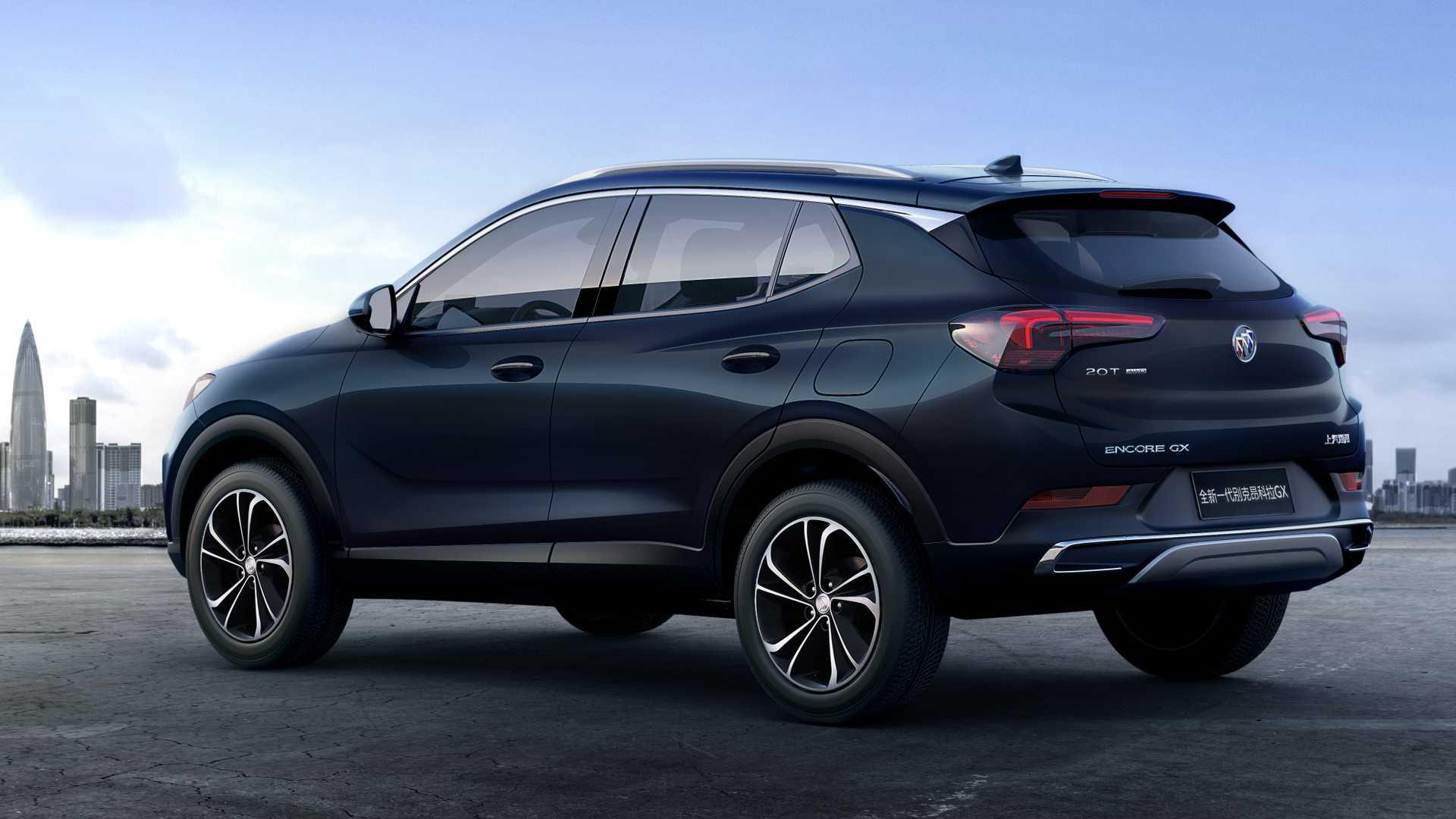 2020 Buick Encore Gx Fuel Economy Tops 31 Mpg Combined