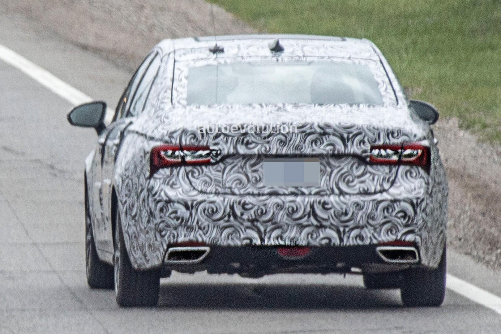 2020 Buick Verano Sedan Spied Testing In Michigan But Is