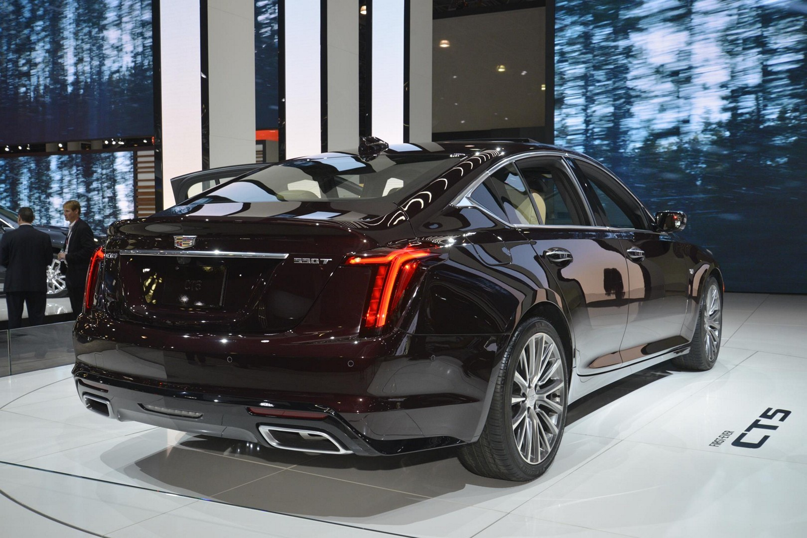 2020 Cadillac CT5 Is Confusing In Many Ways At New York
