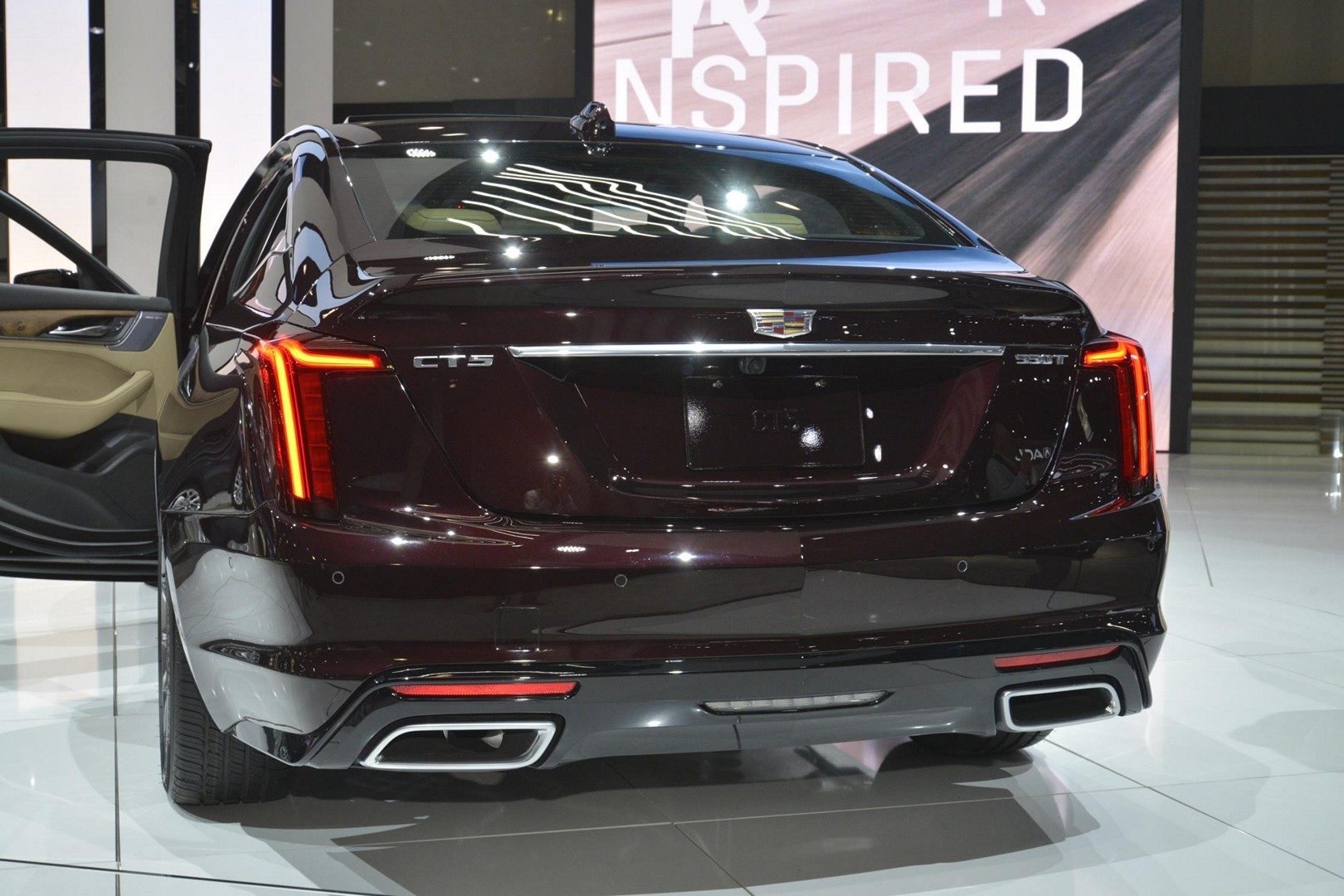 2020 Cadillac CT5 Is Confusing in Many Ways at New York ...