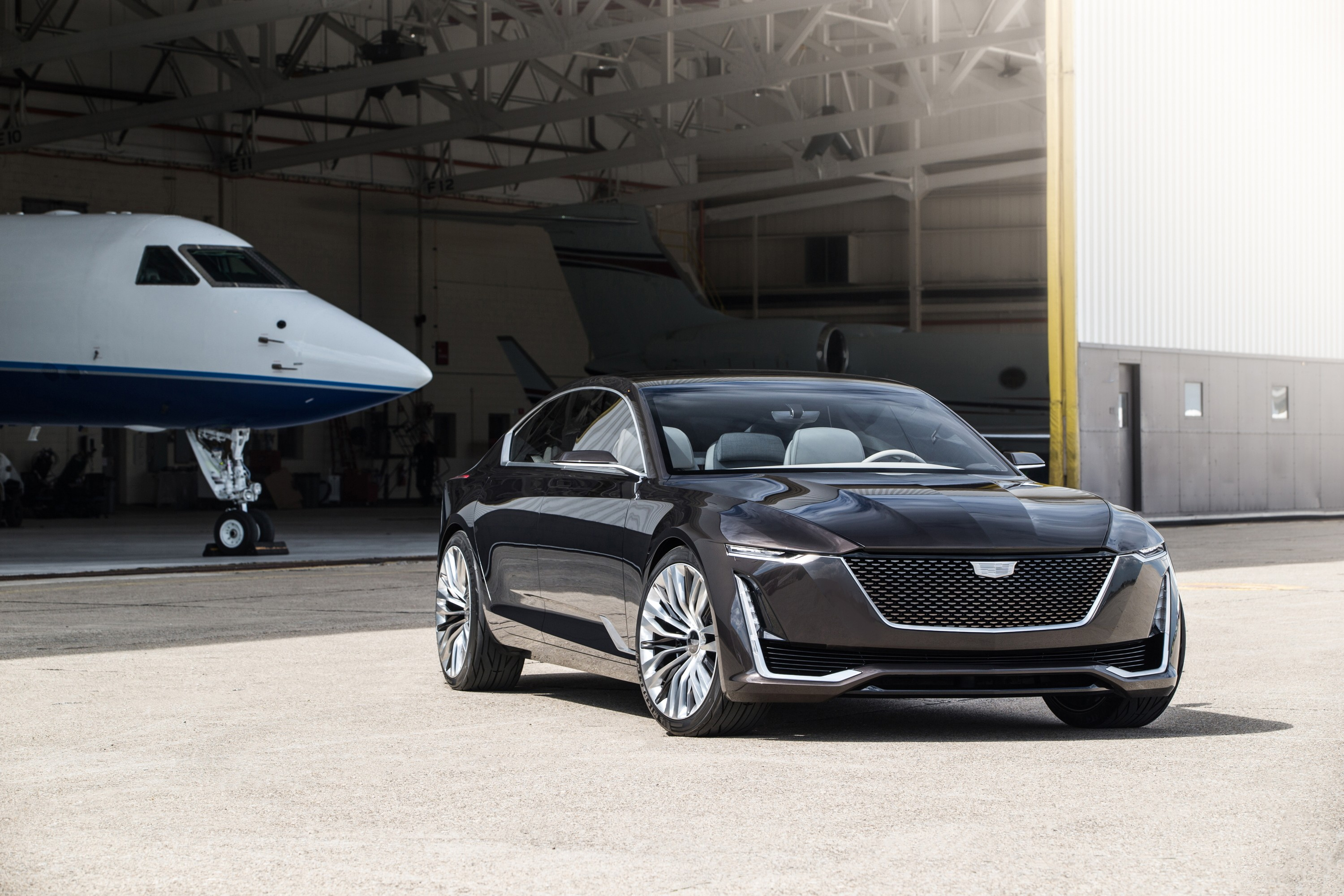 Cadillac Ct Sedan Will Replace Ats Cts Xts