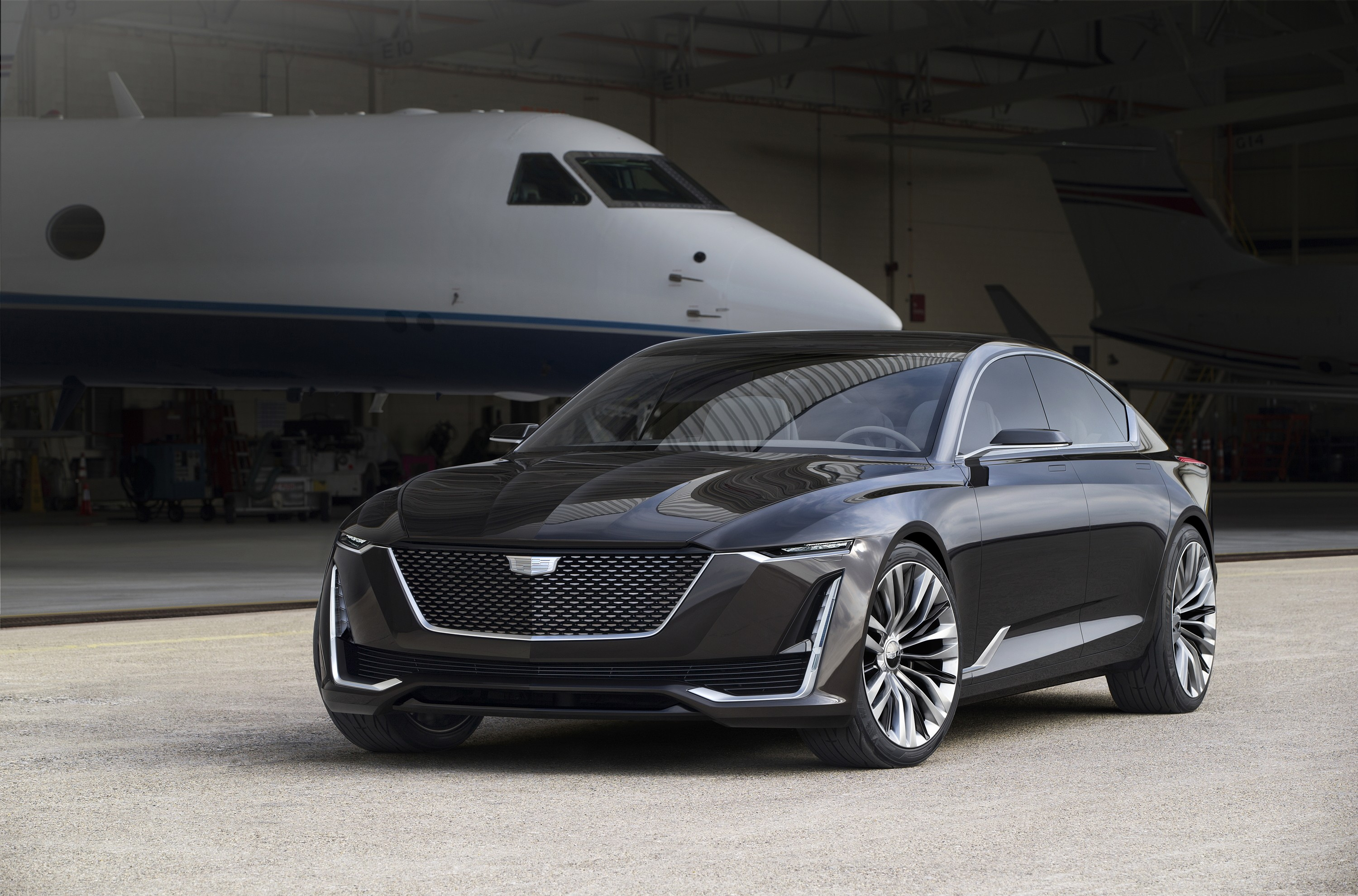Cadillac Ats Coupe >> 2020 Cadillac CT5 Sedan Will Replace ATS, CTS, XTS - autoevolution