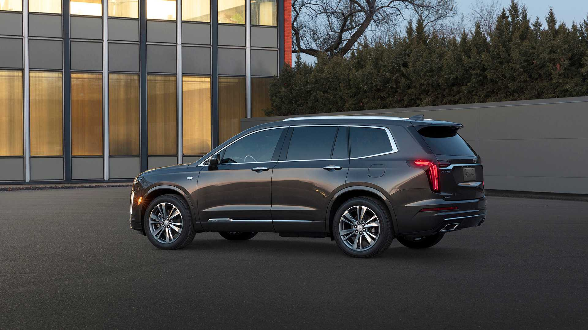2020 Cadillac XT6 Revealed Ahead Of World Debut At NAIAS ...