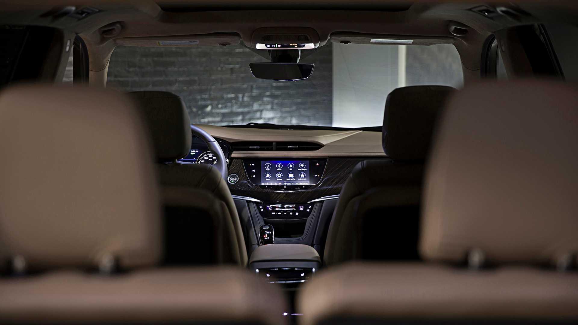 2020 Cadillac XT6 Revealed Ahead Of World Debut At NAIAS ...