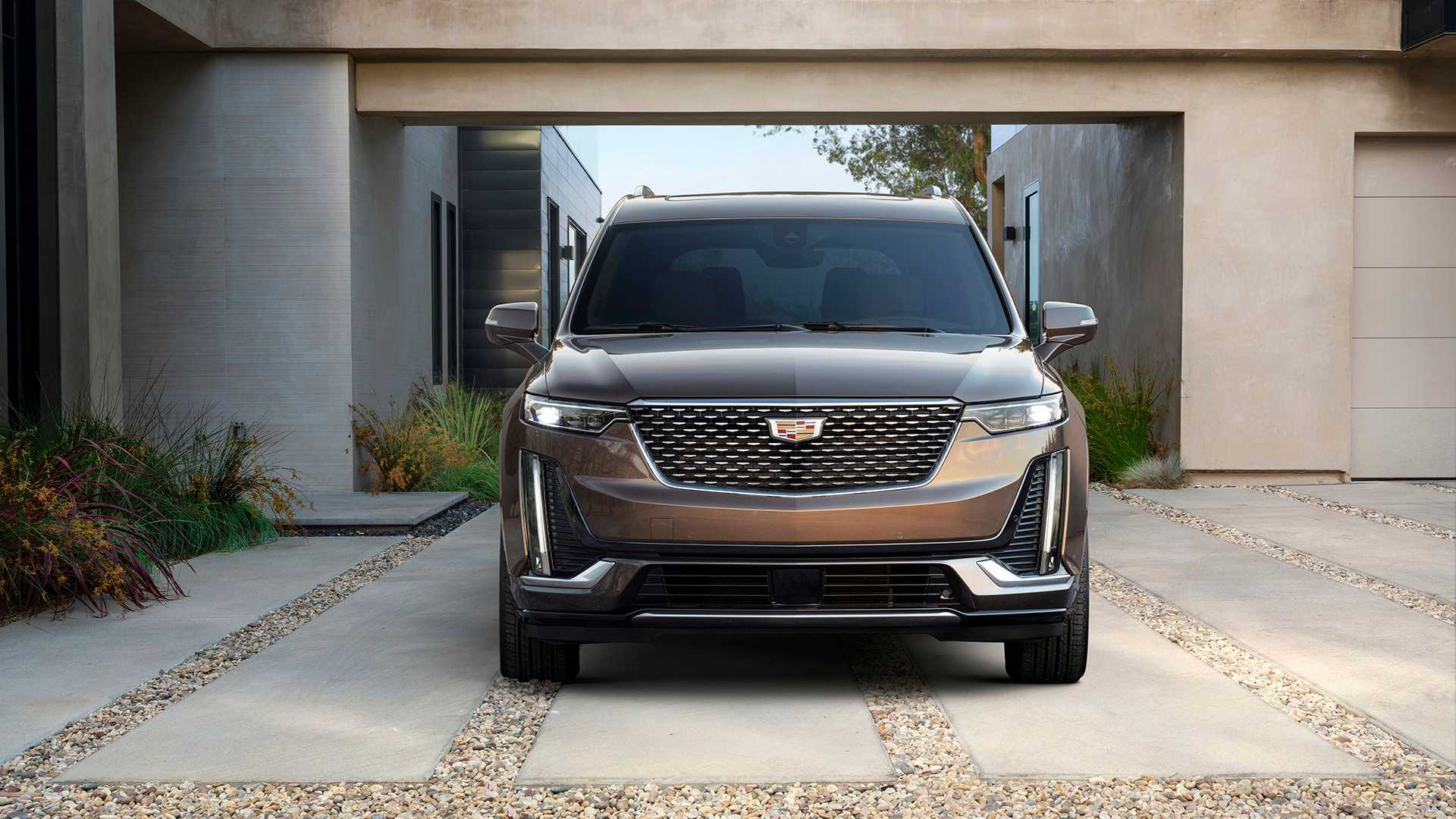 2020 cadillac xt6 revealed ahead of world debut at naias autoevolution. Black Bedroom Furniture Sets. Home Design Ideas