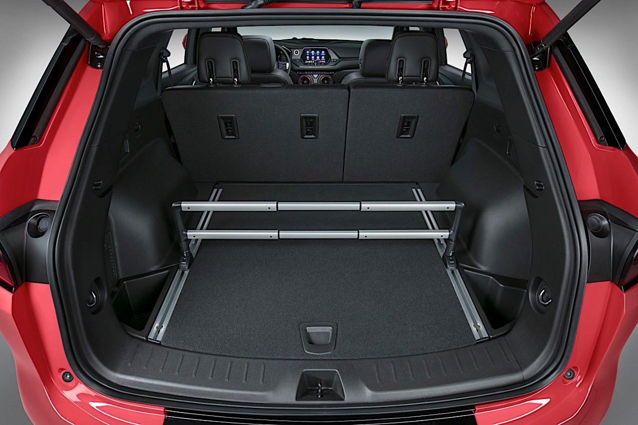 2020 Chevrolet Blazer To Add Turbo Engine - autoevolution