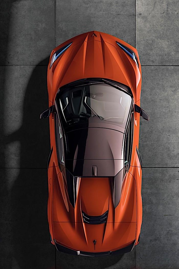 2020 Chevrolet C8 Corvette Stingray Convertible Now ...