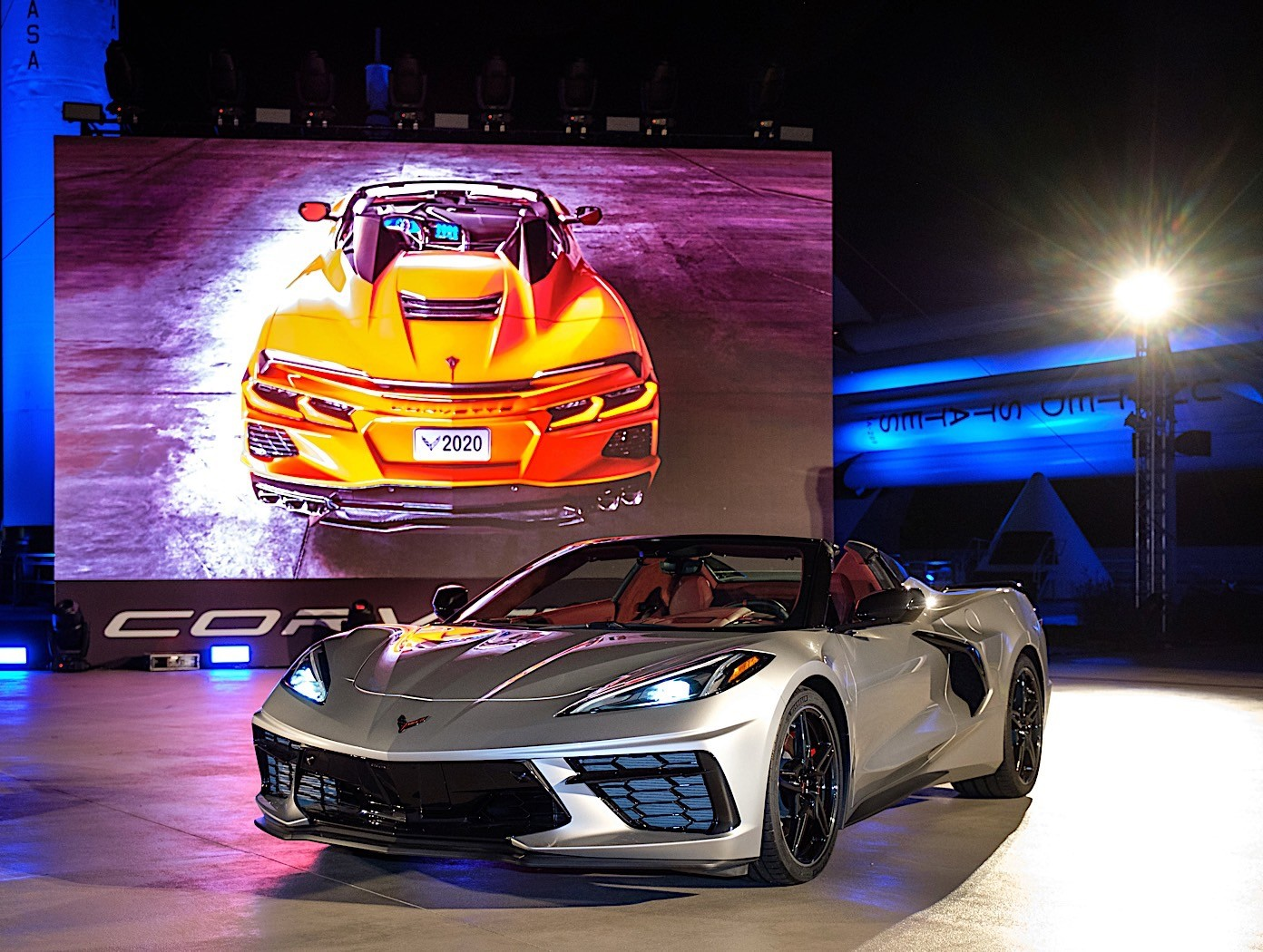 2020 Chevrolet C8 Corvette Stingray Convertible Now ...