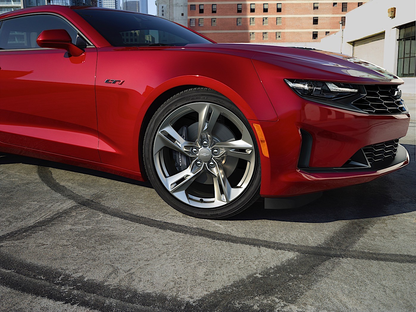 2020 Chevrolet Camaro Ss Gets Shock Look Lt1 Joins The