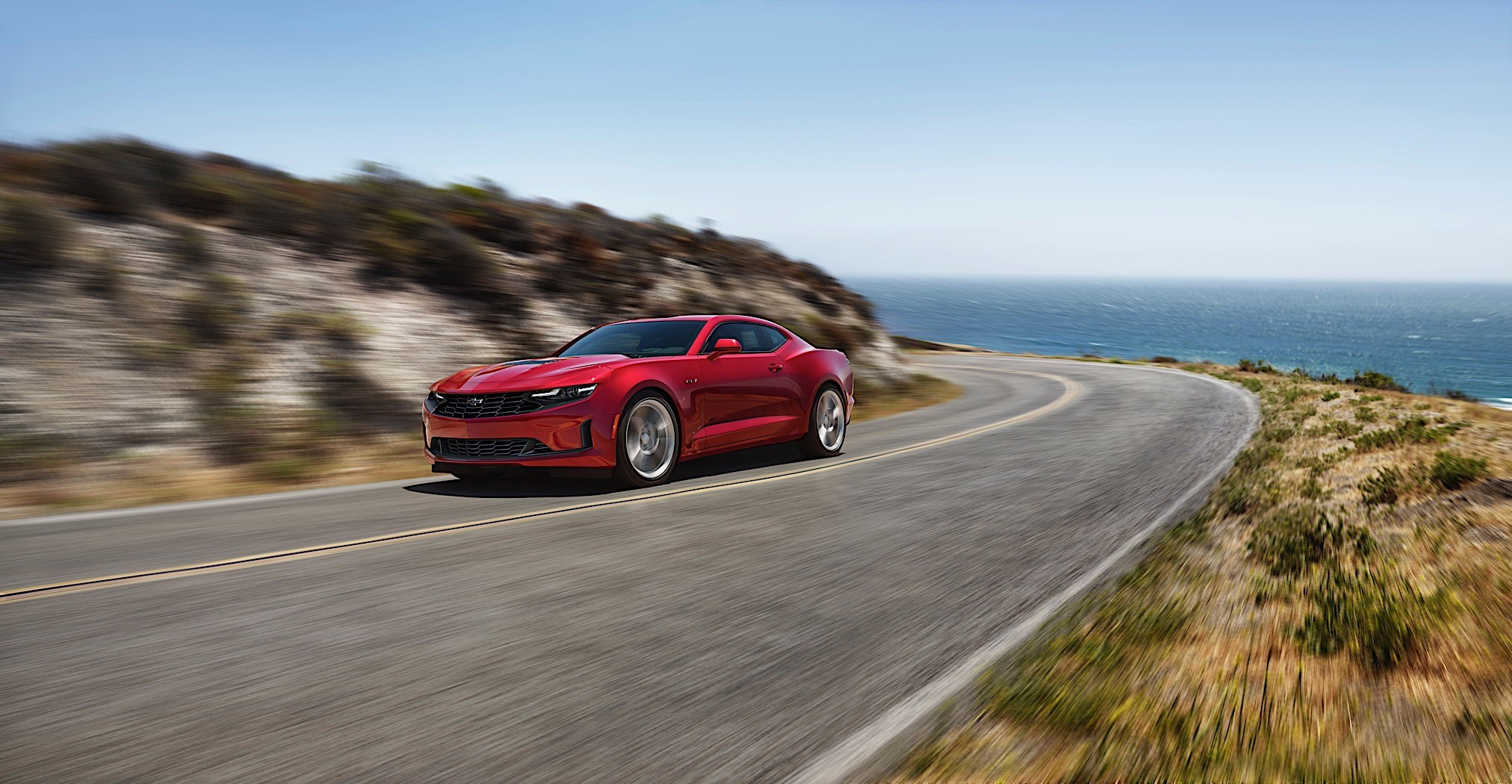 2020 Chevrolet Camaro SS Gets Shock Look, LT1 Joins the ...