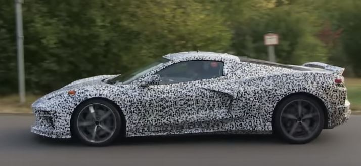 2020 Chevrolet Corvette Order Guide Reveals Lt2 Engine Z51