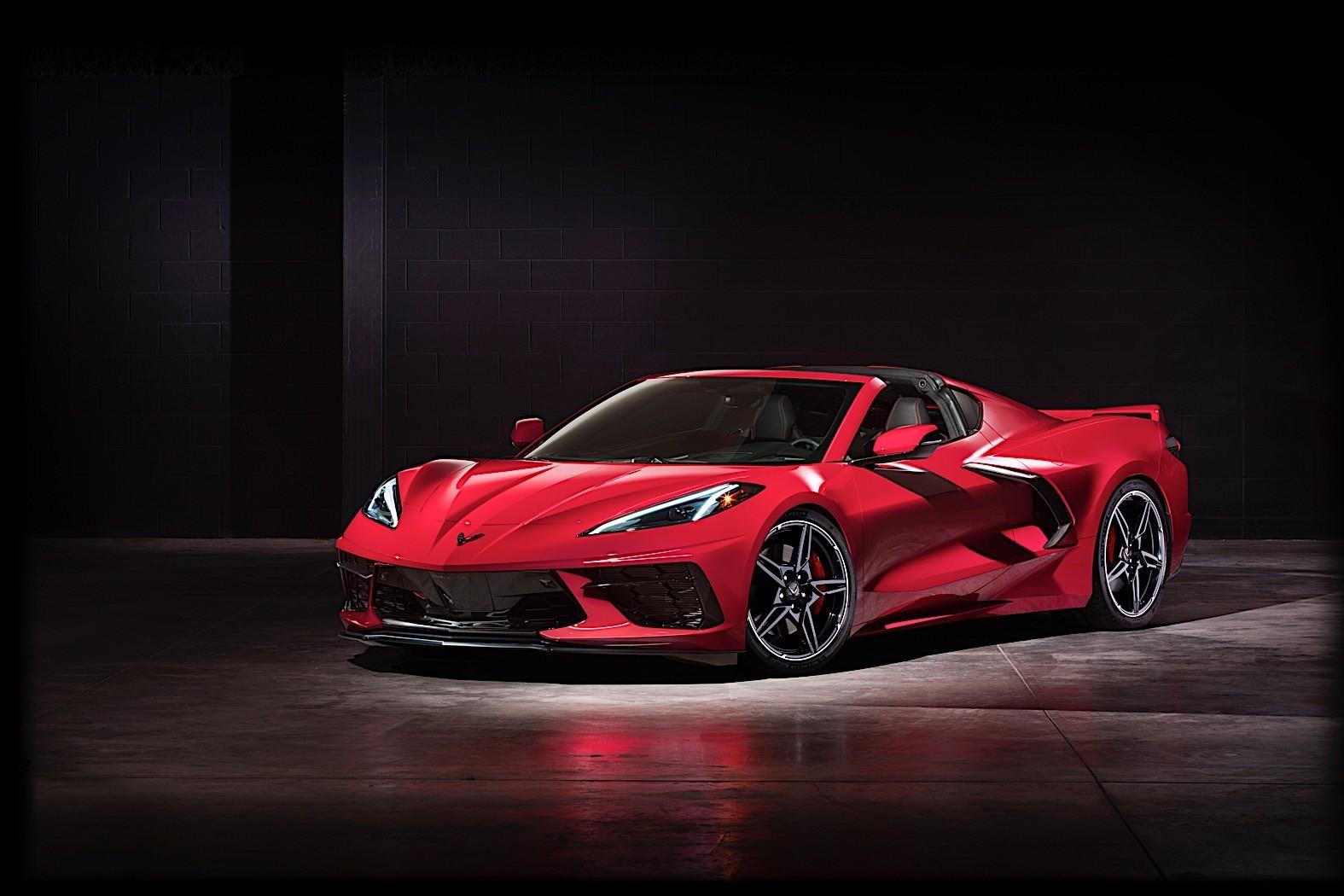 2020 Chevrolet Corvette Stingray Convertible, C8.R To Be ...