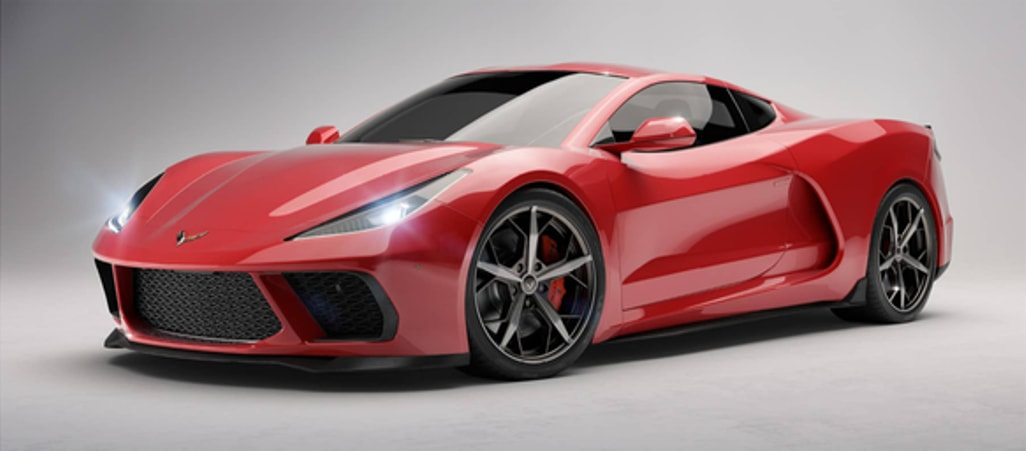 C8 Corvette Release Date >> 2020 Chevrolet Mid-Engine Corvette (C8) Masterfully Rendered - autoevolution