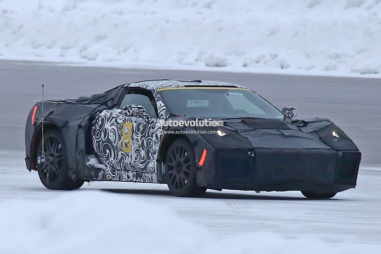 2020 chevrolet mid engine corvette c8 masterfully for Chevy truck with corvette motor