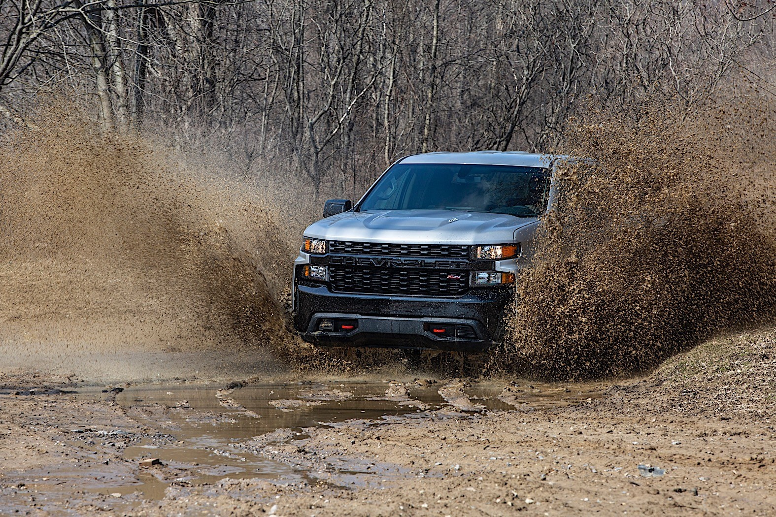 2020 Chevrolet Silverado 1500 Unwrapped With New Engines ...