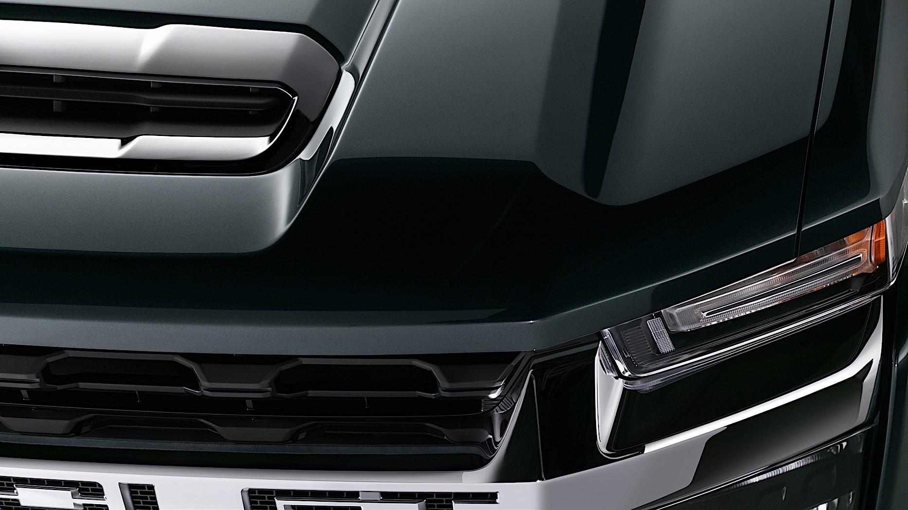 Limited Edition Silverado >> 2020 Chevrolet Silverado HD Looks Bling-Bling In High Country Flavor - autoevolution