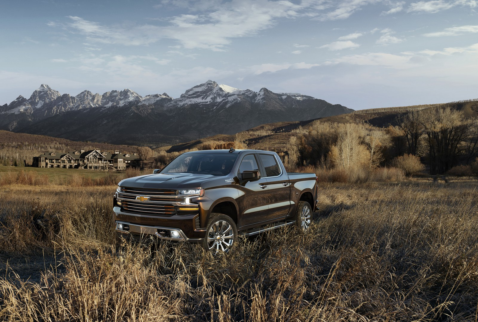 2020 Chevrolet Silverado HD Looks Massive In First Teaser ...