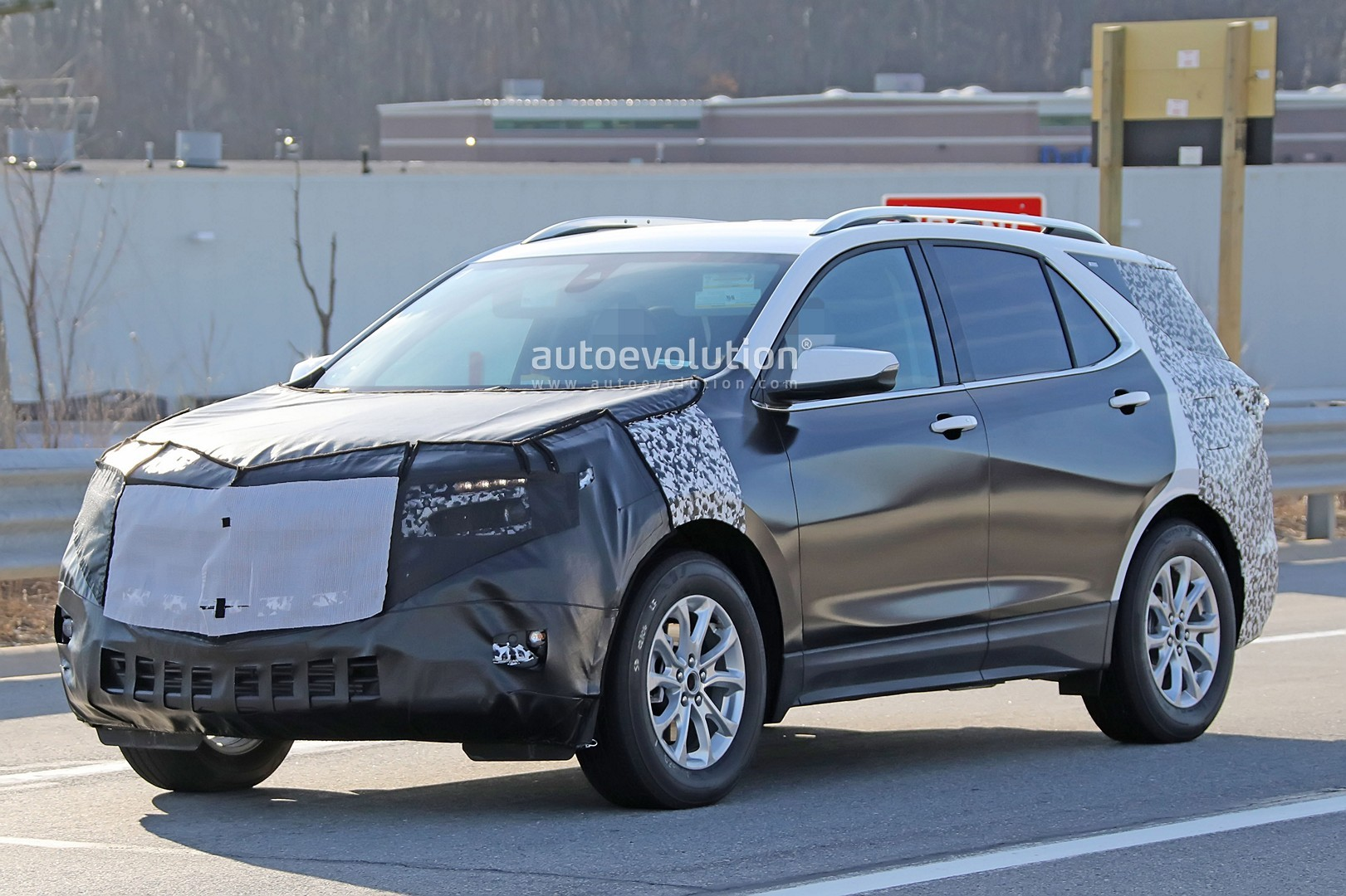 Chevrolet Equinox Fuel Cell 1 Million Miles And Counting