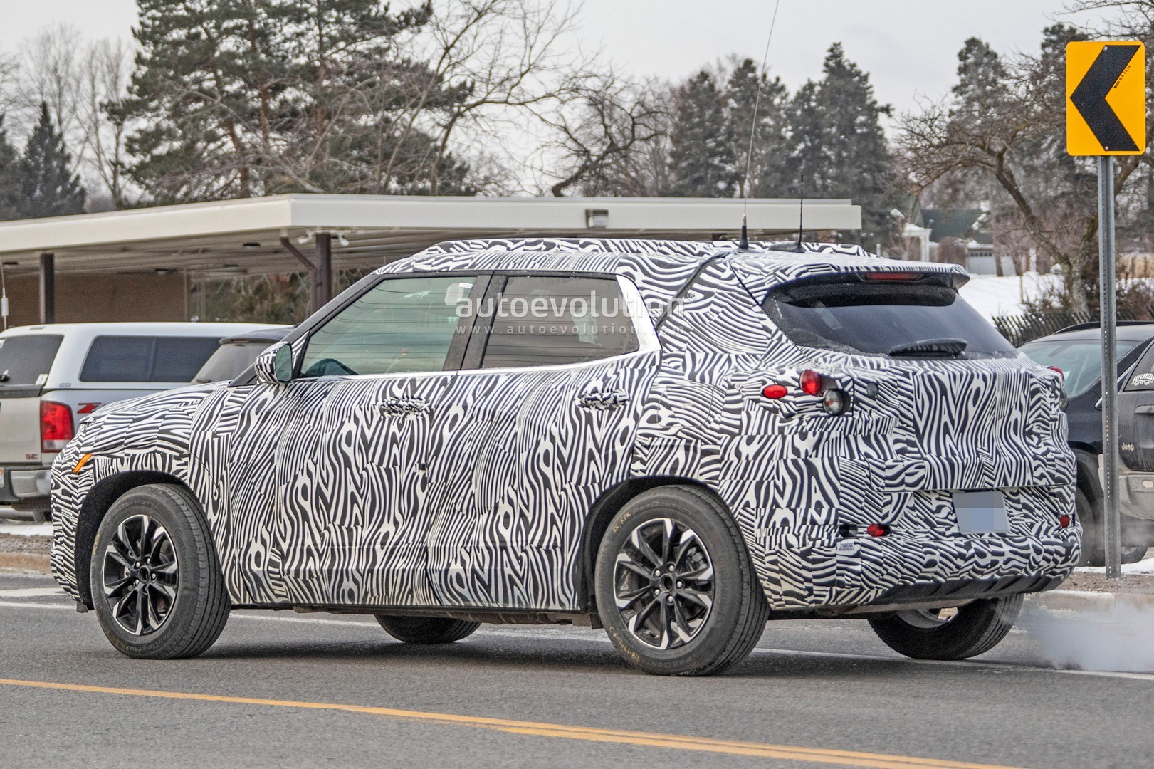 New Blazer SUV Inspires 2020 Chevy Trax >> New Blazer Suv Inspires 2020 Chevy Trax Upcoming New Car Release 2020