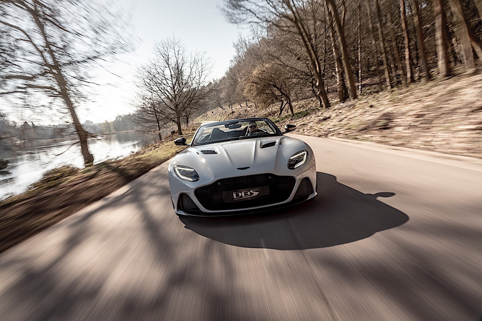 2020 Dbs Superleggera Volante Is The Fastest Aston Martin Convertible Ever Autoevolution