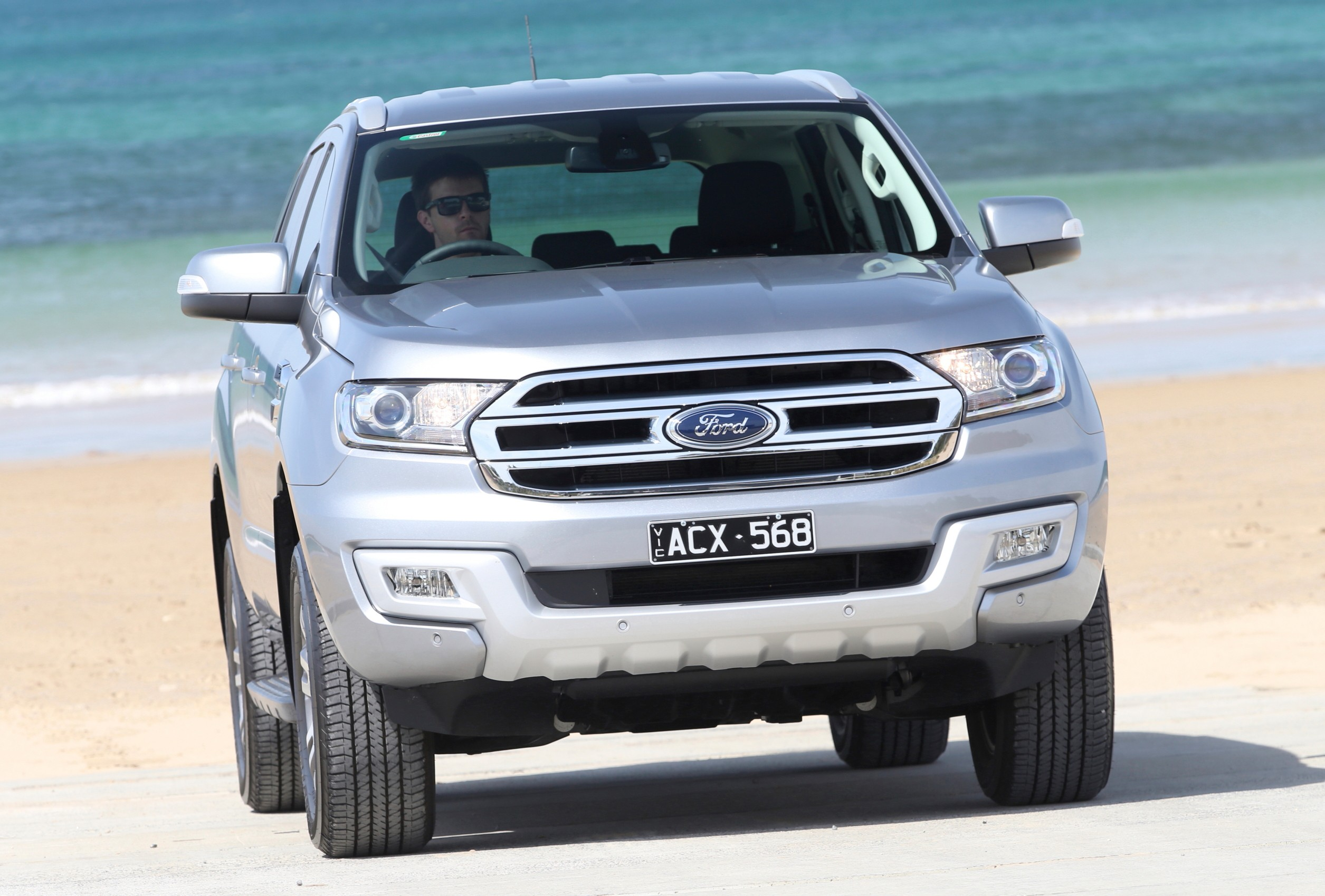 2017 Ford Bronco >> 2020 Ford Bronco Test Mule Spied Flaunting Everest Body Shell - autoevolution