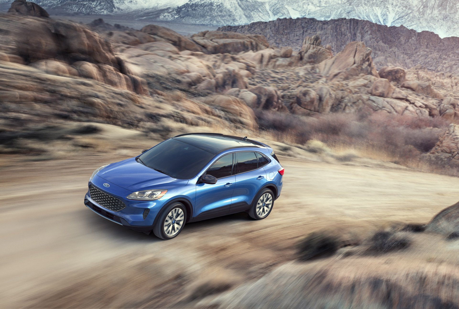 2020 Ford Escape Unveiled With Car Like Look PHEV and