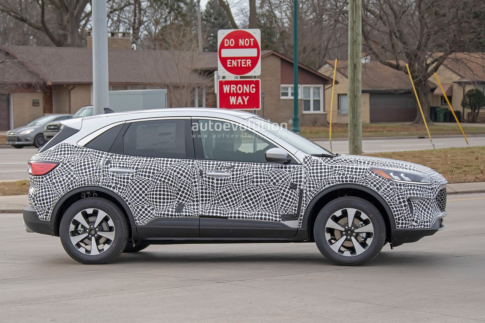 2020 Ford Escape / Kuga Spied With Production Body, Is a ...