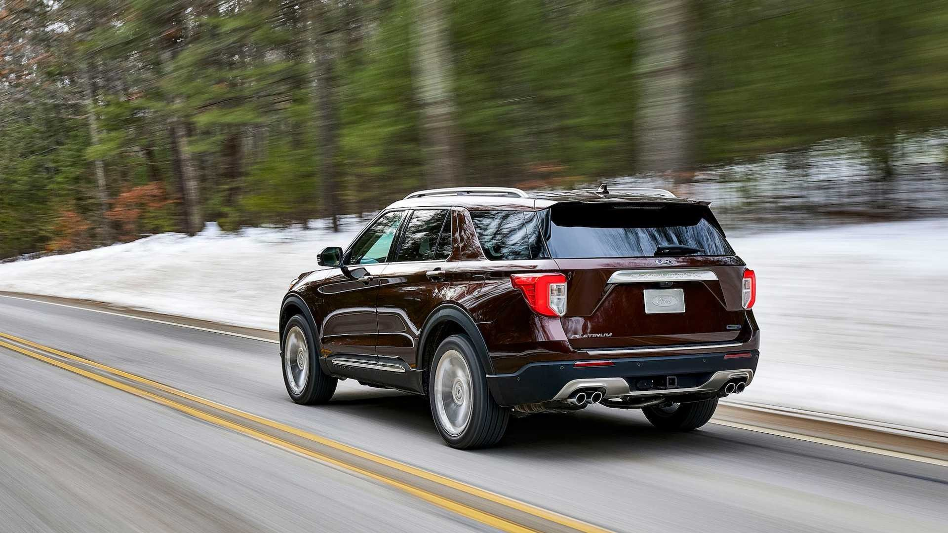2020 Ford Explorer America S Best Selling Suv Reinvented