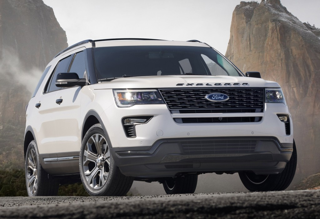 All-New 2020 Ford Explorer Going RWD-Based Thanks To CD6 ...