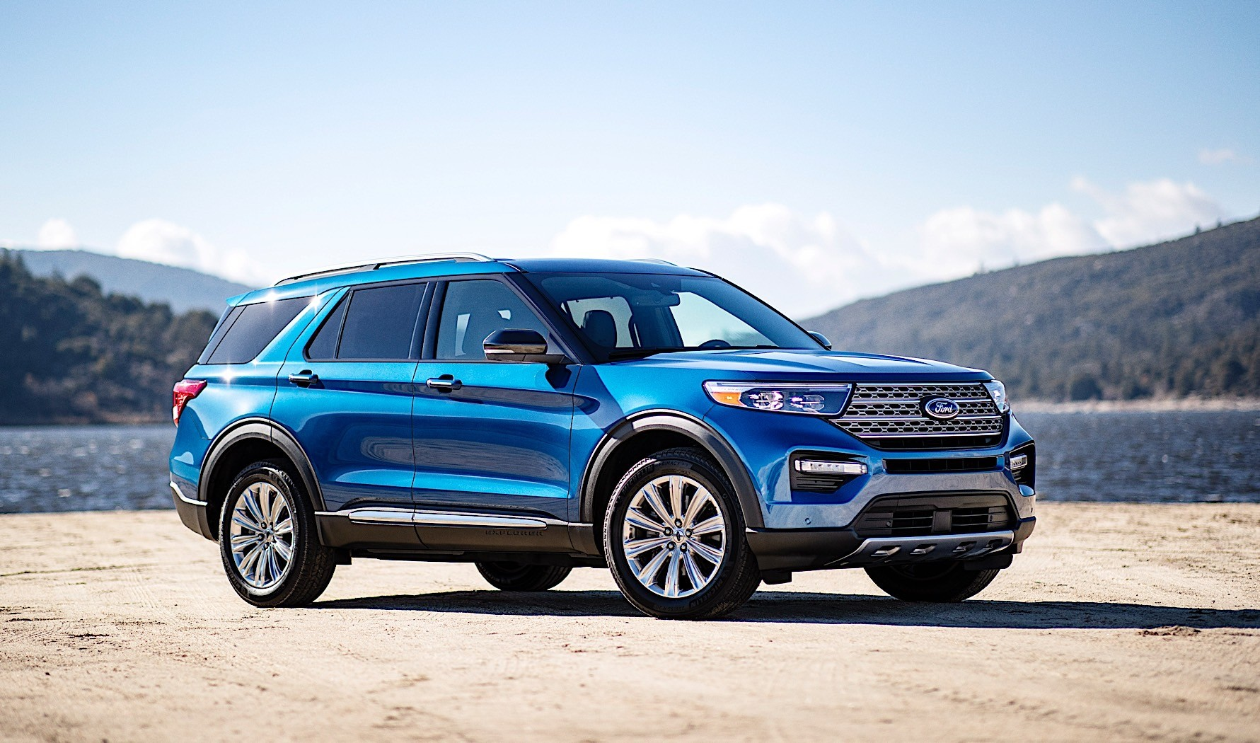2020 Ford Explorer Hybrid Promises 500 Miles Of Range