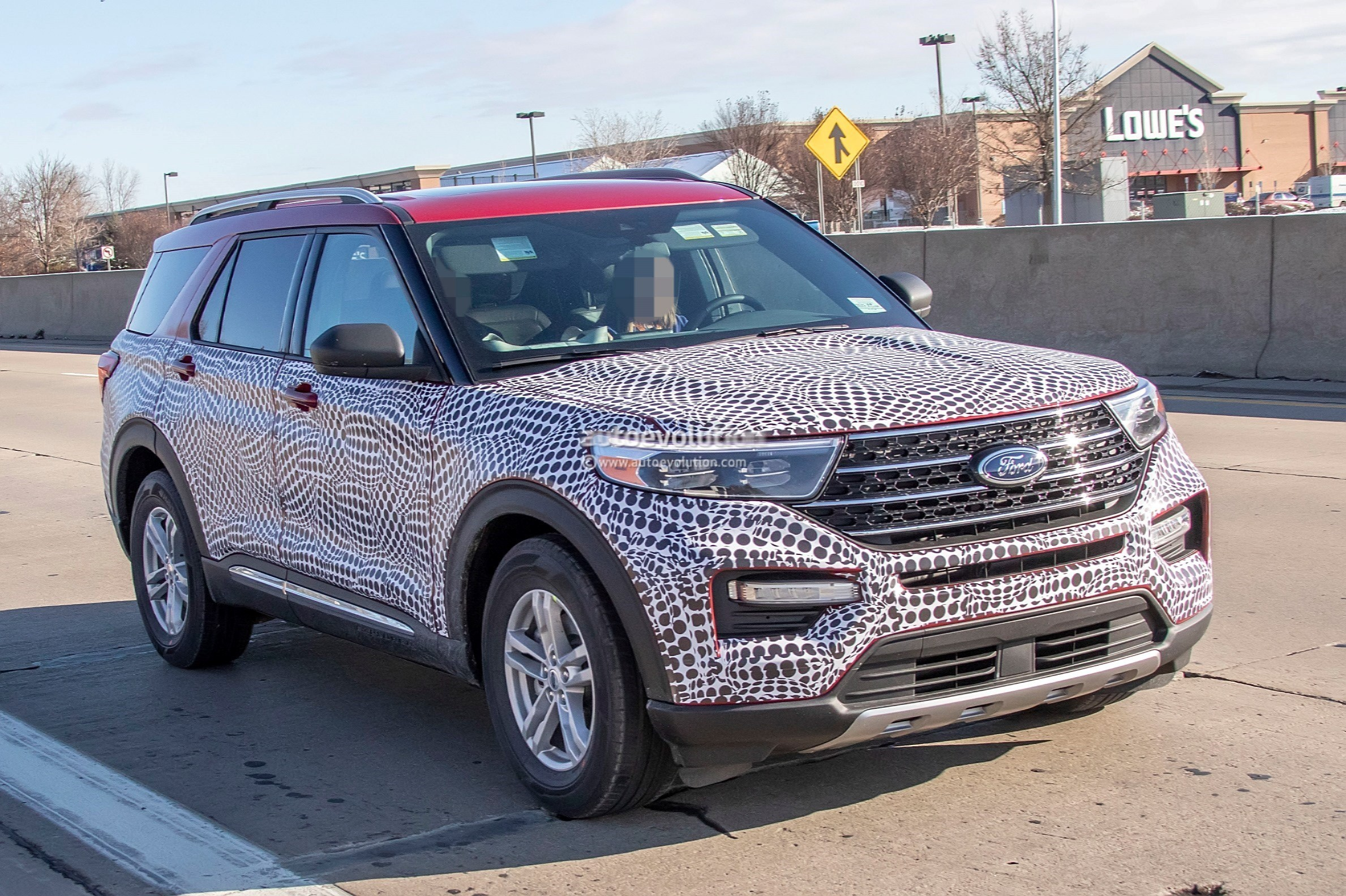 2020 Ford Explorer Previewed By All New Police Interceptor Utility