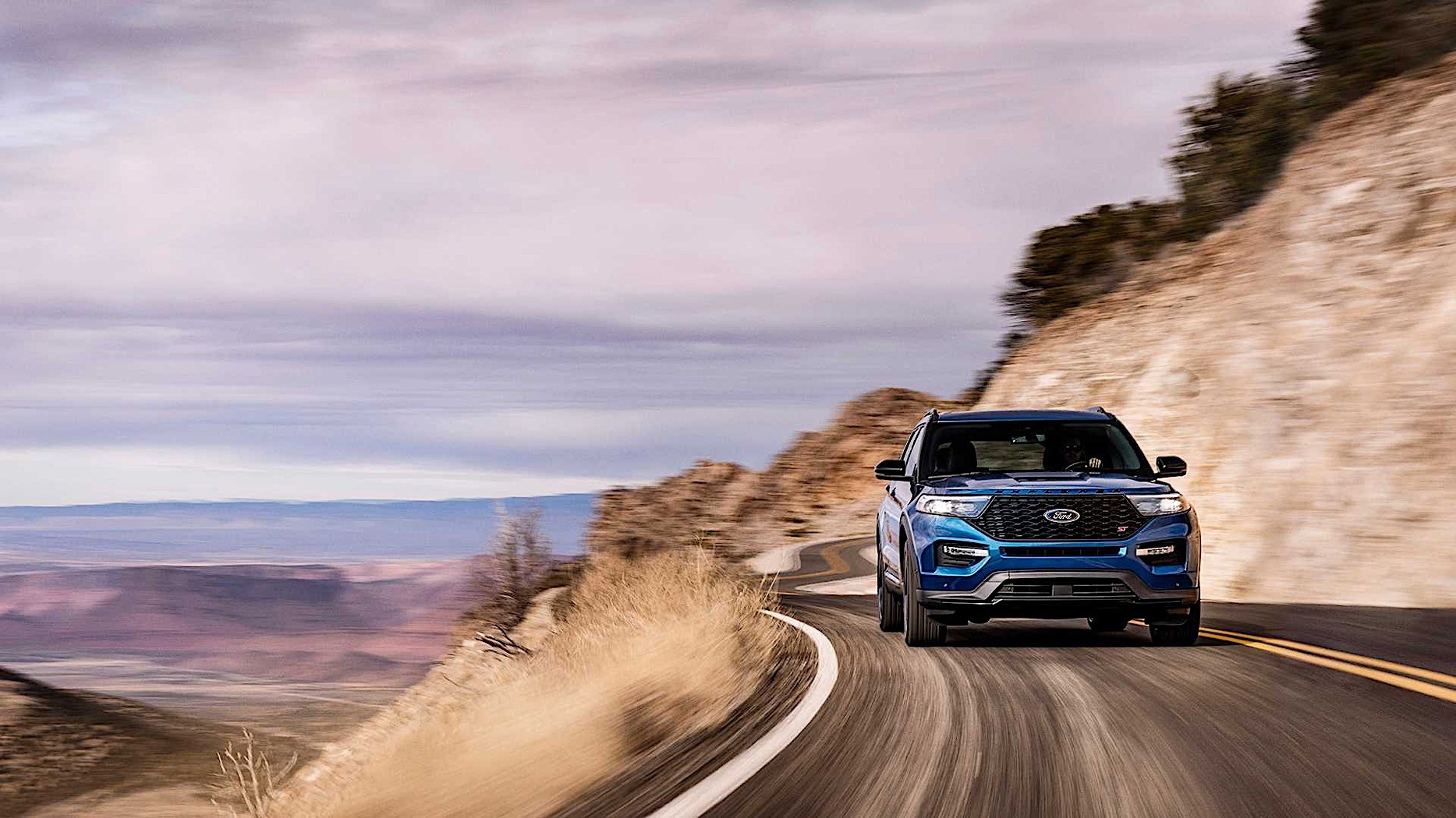 2020 Ford Explorer ST Comes into the World as the Most Powerful Explorer Ever - autoevolution