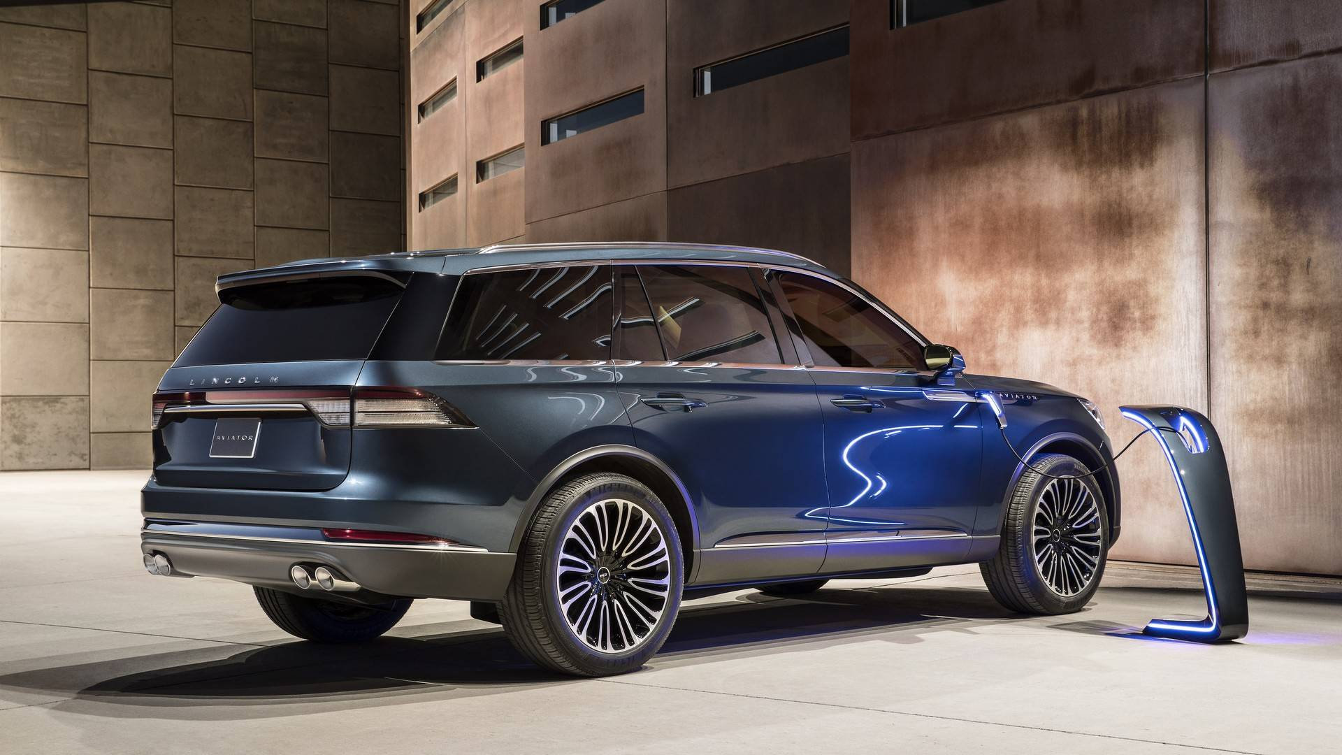 2020 lincoln aviator concept