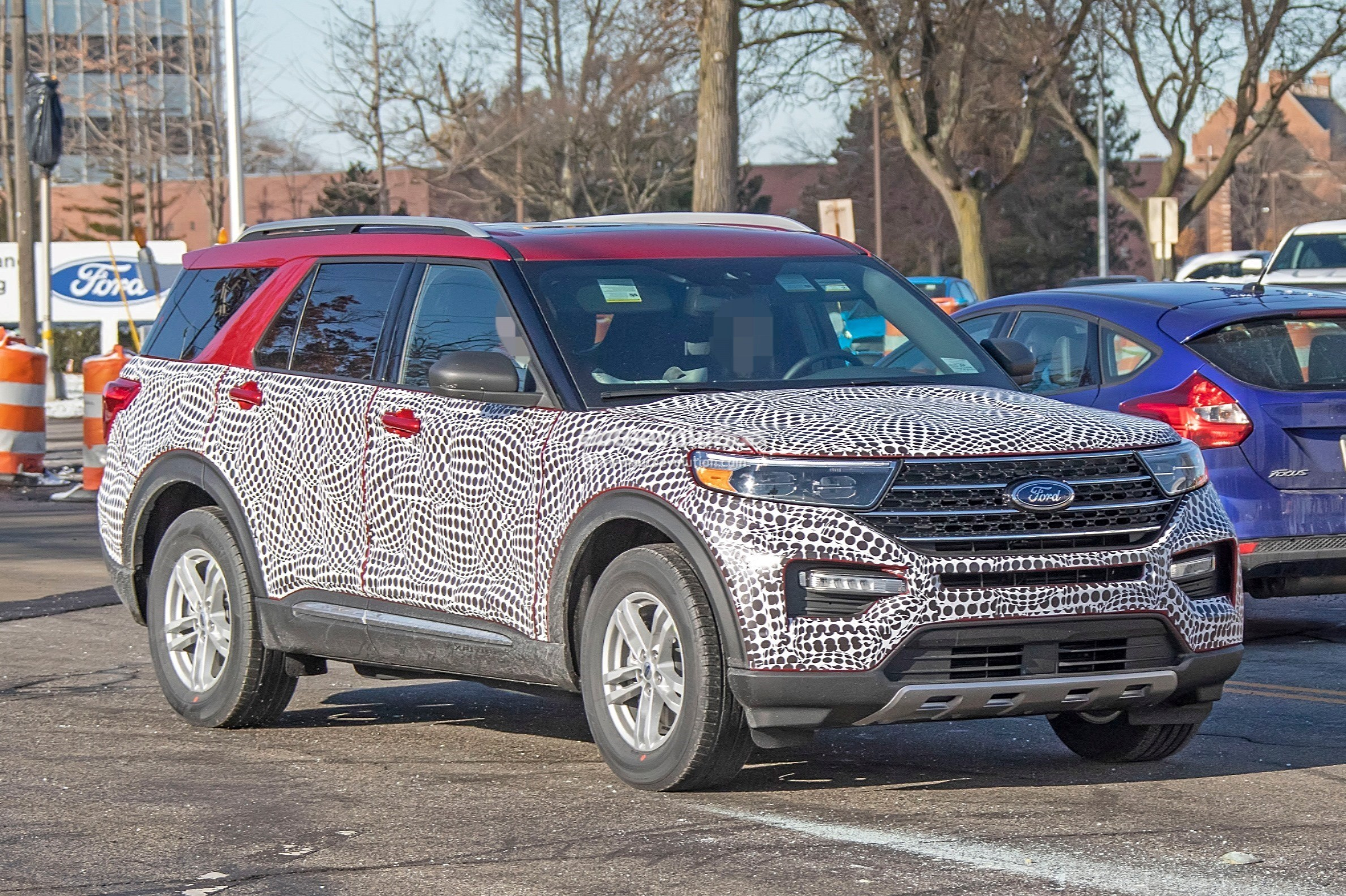2020 Ford Explorer To Debut In January At Ford Field In Detroit - autoevolution
