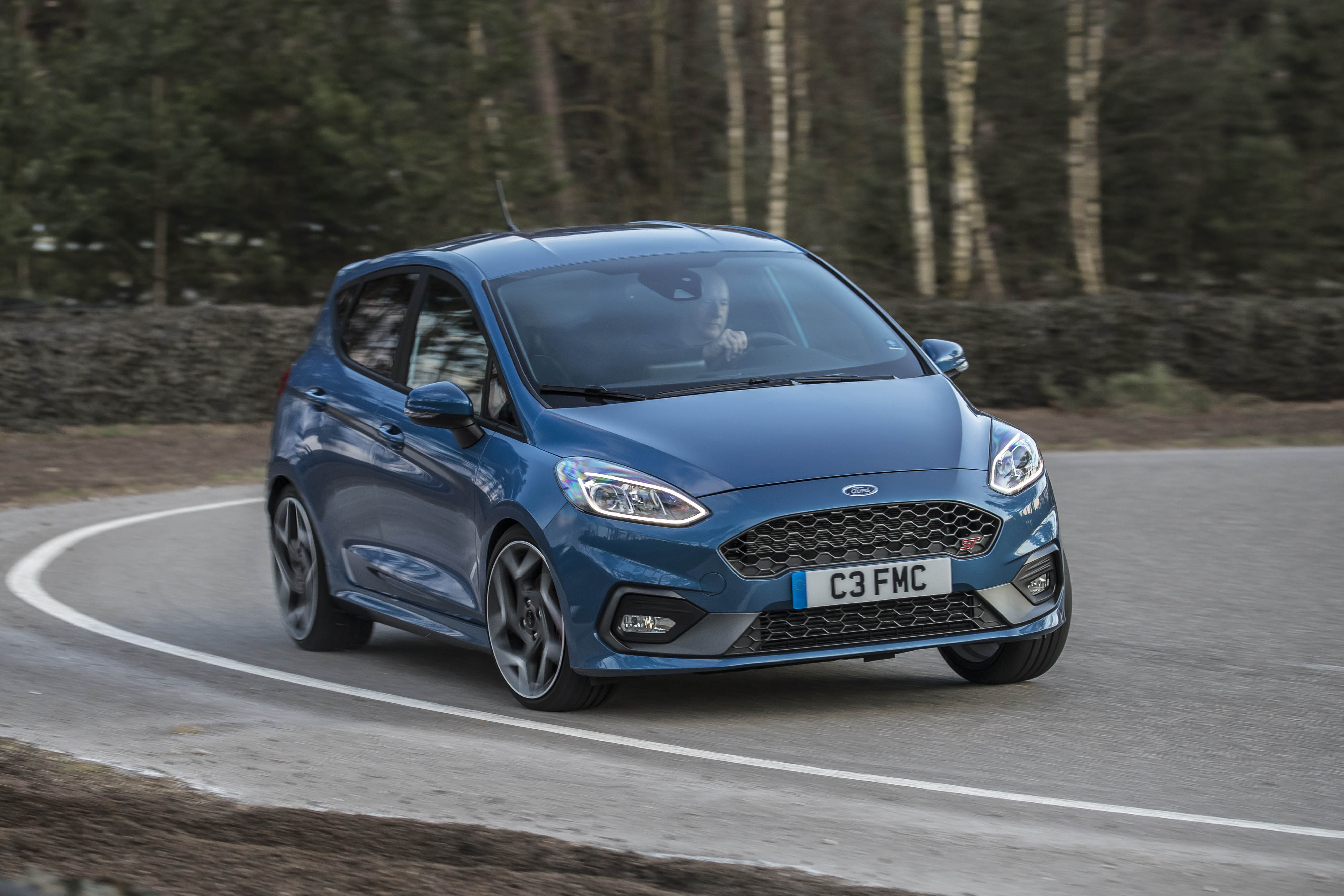 "Blue Ford Focus St >> 2020 Ford Fiesta RS Probably Confirmed By ""Broad Grin"" - autoevolution"