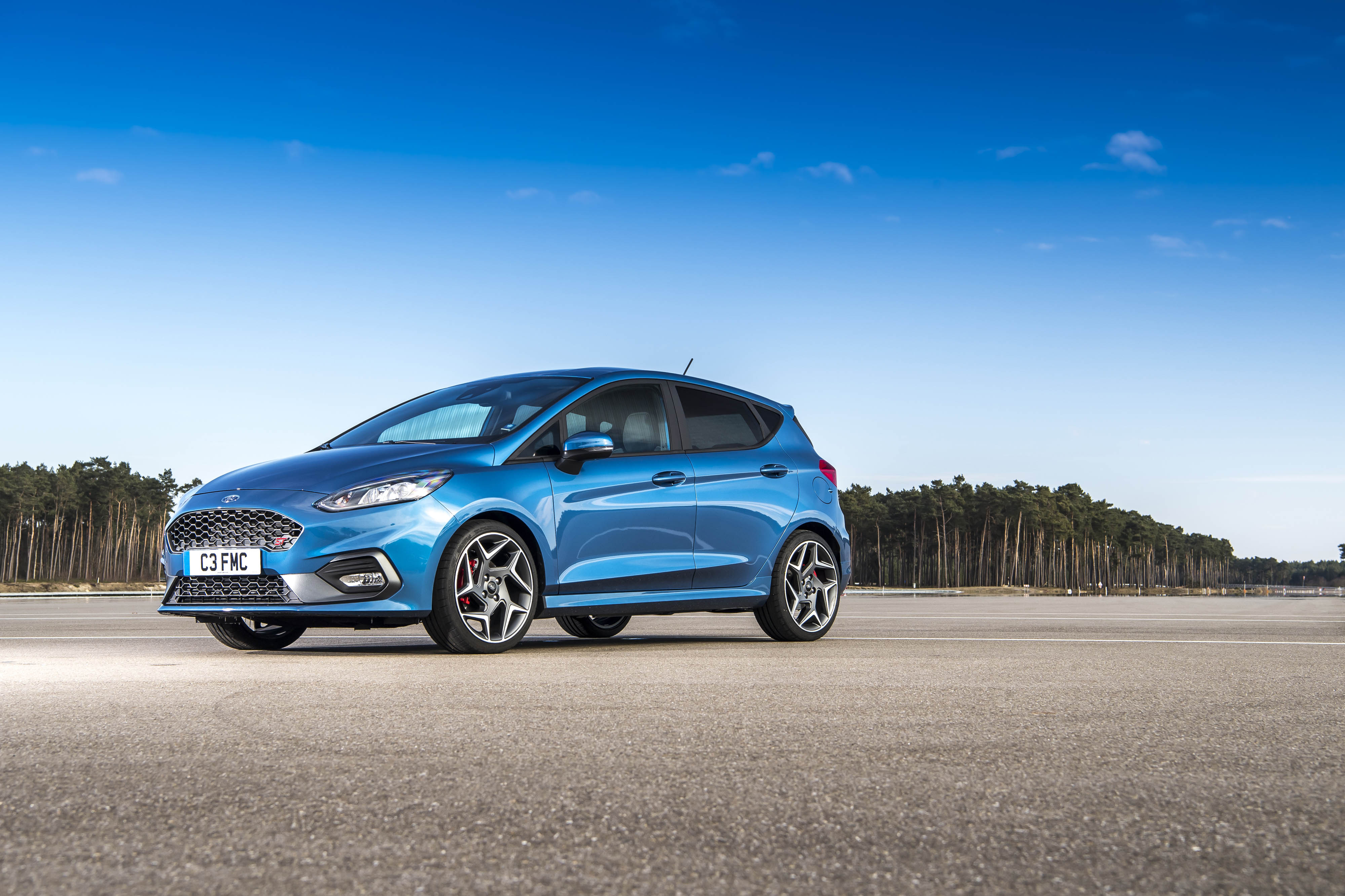 "2020 Ford Fiesta RS Probably Confirmed By ""Broad Grin ..."