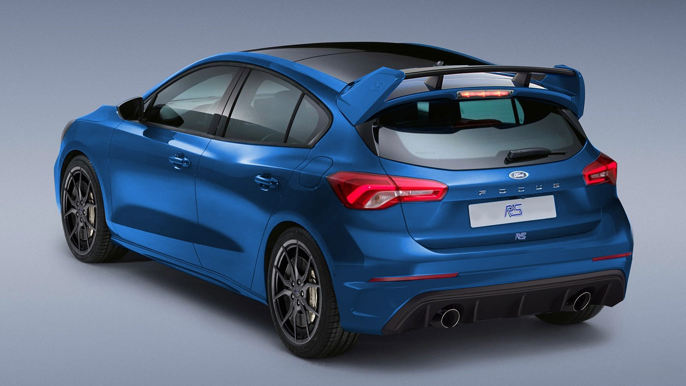 Ford Fiesta Sedan >> 2020 Ford Focus RS Imagined In Hatchback, Sedan, Station Wagon, Active Flavors - autoevolution