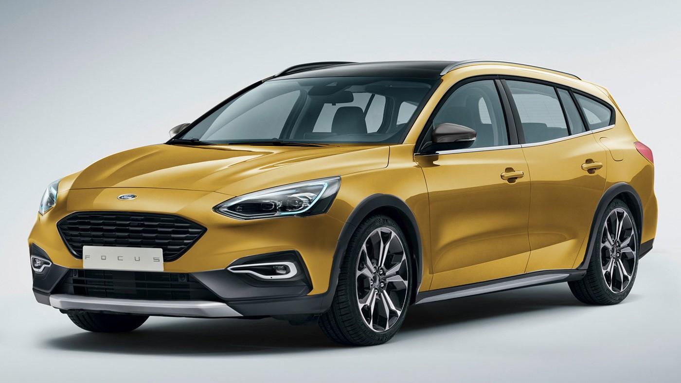2020 ford focus rs imagined in hatchback sedan station wagon active flavors autoevolution. Black Bedroom Furniture Sets. Home Design Ideas