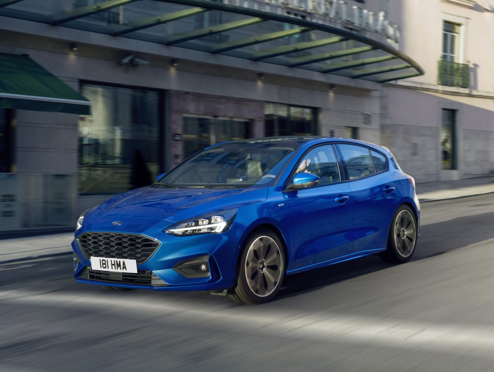 2020 ford focus st will have automatic option 2 liter. Black Bedroom Furniture Sets. Home Design Ideas