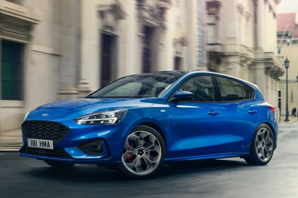 2020 Ford Focus ST Will Have Automatic Option, 2-Liter ...