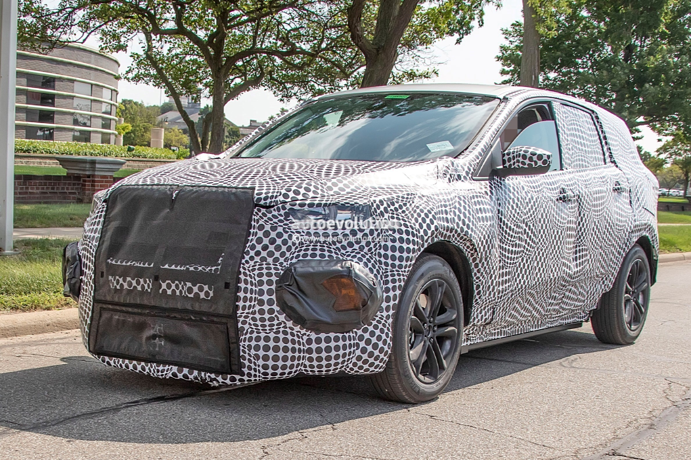 2020 Ford Mach 1 Electric SUV Spied For The First Time ...