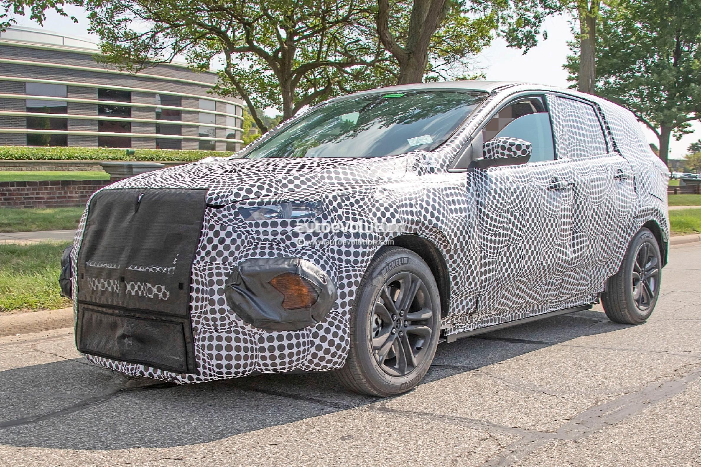 2020 ford mach 1 electric suv
