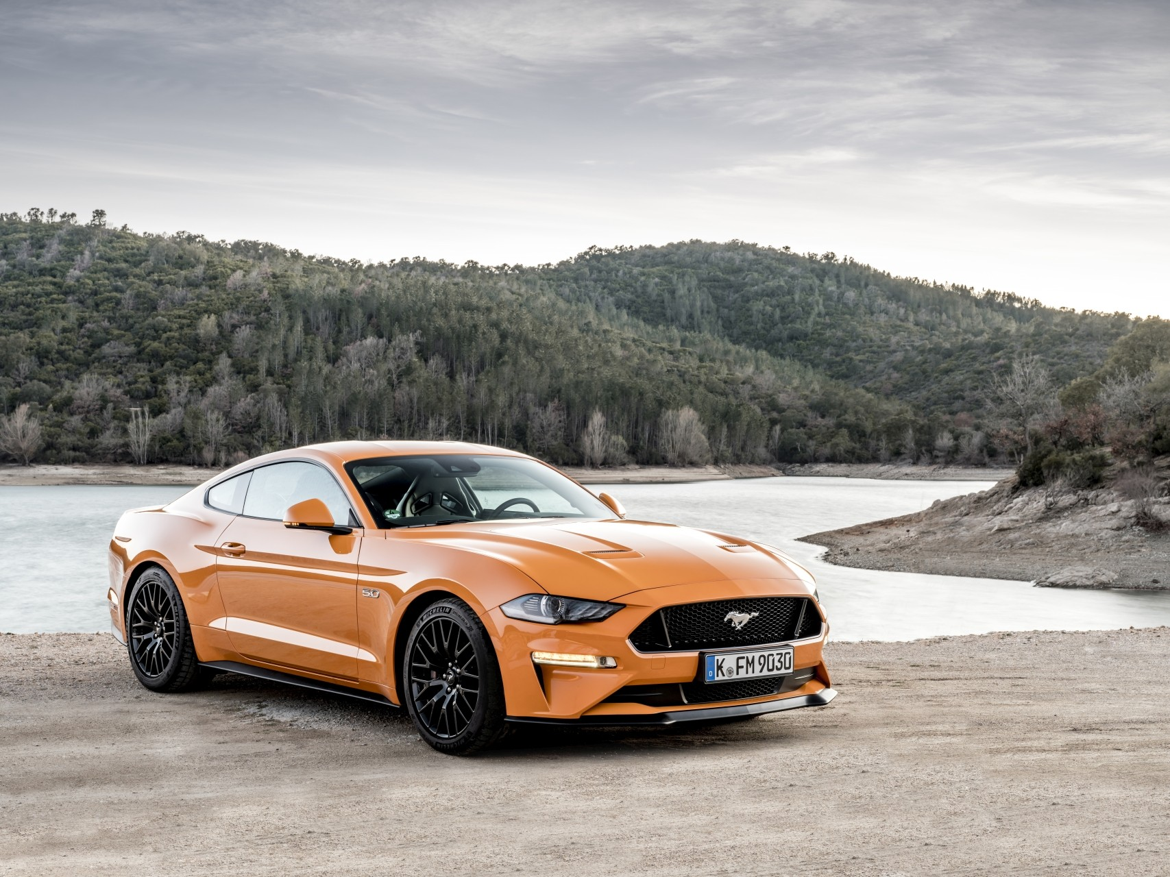 2018 Ford Mustang European Version